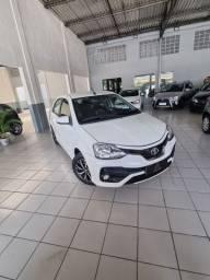 Título do anúncio: Etios sedan platinum 1.5 aut