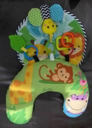 Almofada de exercícios para bebê