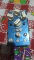 Pedal de delay  kronos fire