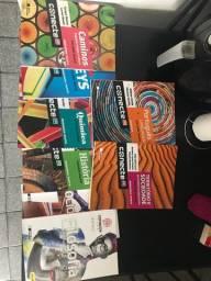 Livros do 1 e 2 ano do ensino médio