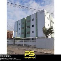 Apartamento com 3 dormitórios à venda, 74 m² por R$ 165.000 - Cristo Redentor - João Pesso