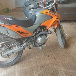 Título do anúncio: Moto bros Honda 150 2009/2010
