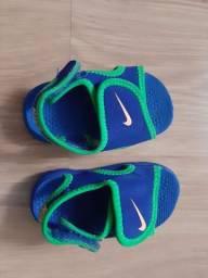 Lotinho de calçados de bebê tam. 17 e 18