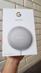 Título do anúncio: Google Nest Mini 2ª geração Smart Speaker
