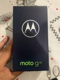 Título do anúncio: Motorola G30 (novo)