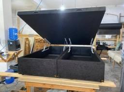 Fabricamos Base box bipartido em diversos tamanho e cores.