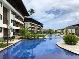 Título do anúncio: Apartamento 2 quartos 1 suíte 55m2 no cupe beach living novo lazer mobiliado a beira mar