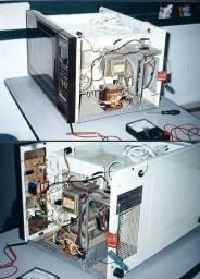 Conserto microondas!