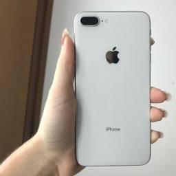 Título do anúncio: iPhone 8 64GB Branco Swap  na sl celulares com garantia e qualidade
