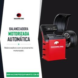 Novo I Balanceadora Motorizada Automática Machine-Pro