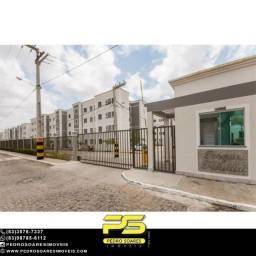(REPASSO) Apartamento com 2 dormitórios à venda, 55 m² por R$ 28.000 - Ernani Sátiro - Joã
