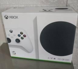 Console Xbox séries S 512gb  branco novo lacrado