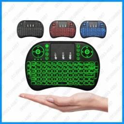 Título do anúncio: mini teclado sem fio wirelless verde