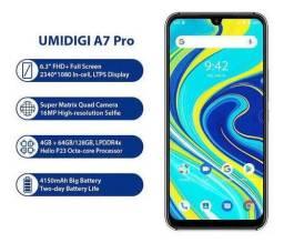 Umidigi A7 Pro Ram 4gb+rom 64 Gb Android 10 Imperdível