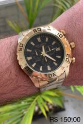 Relógio Atlantis qualidade superior. Só chamar e enviamos todos os modelos.