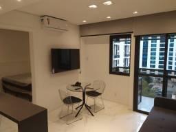 Título do anúncio: Flat lindo e reformado para aluguel e venda possui 41 m² em Moema - São Paulo - SP