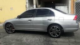 Civic  2002 lx automatico