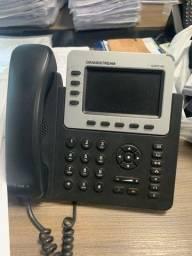 Telefone IP Grandstream GXP2140 - Ótimo Estado