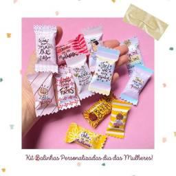 Kit Balas Personalizadas R$50,00