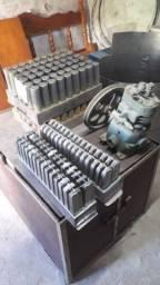 Compressor + Formas de sorvete