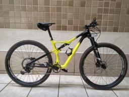 Bicicleta Cannondale Scalpel Carbon 4 modelo 2021 Tam. M