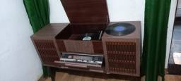 Vitrola Philips anos 50