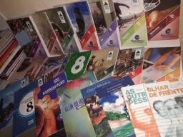 Kit livros do 8° ano da Editora Sucesso