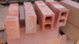 Tijolos e blocos estruturais