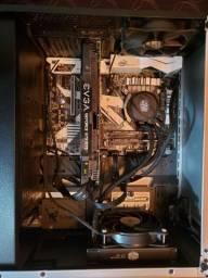 KIT upgrade i7-7700k+16gb RAM+z270(placa mãe pode ser usada para minerar)