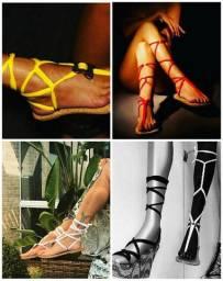 Calçados - Sandálias rasteiras