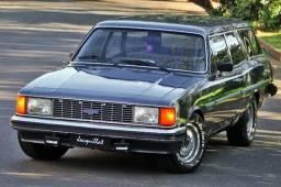 Chevrolet Caravan 250-S (Swap) 1982, Placa Preta, Espetacular.