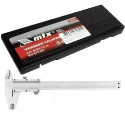 Paquimetro em Aço Manual 150mm Mtx - Produto Novo