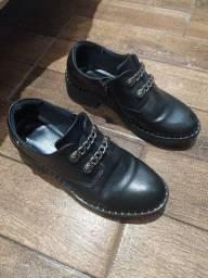 Sapato Preto Quiz Tam36
