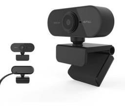 Webcam com microfone 1080P Full HD - modelo 2-Entrega Grátis