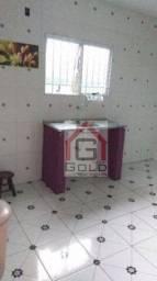 Casa com 1 dormitório para alugar, 90 m² por R$ 700,00/mês - Dos Casa - São Bernardo do Ca
