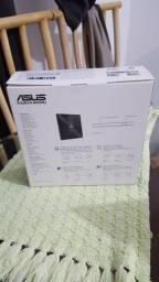 Zen Drive 8x Asus DVD externo (NOVO)