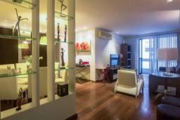 Apartamento com 3 dormitórios à venda, 121 m² por R$ 1.350.000 - Leme - Rio de Janeiro/RJ