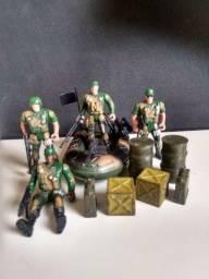Soldados de combate/guerra
