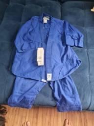 Kimono Torah Combat Azul
