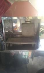 VENDO carrinho de churrasquinho com chapa
