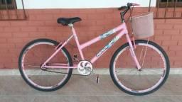 Bicicleta aro 26 rosa Aero