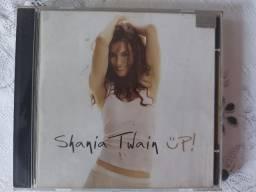 Cd duplo Shania Twain Up