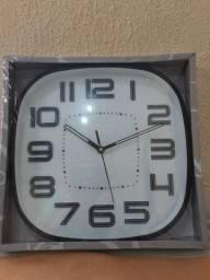 Relógio De Parede Sem Barulho (entrega grátis)