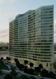 Título do anúncio: Apartamento flat 1 quarto moura dubeux lançamento parque do cais novo centro do recife