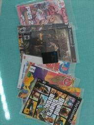 Memory Card + jogos