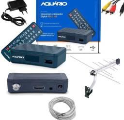 Conversor antena digital