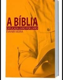 Bíblia Explicada livro por Livro