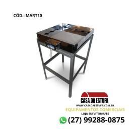 Marmiteiro Elétrico Polimac 10 Marmitas - 127V