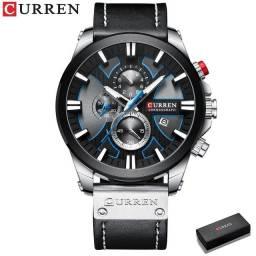 Relógio Curren Original**Promoção e entrega grátis**