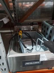 (André) Fritadeira elétrica 3 litros metalcubas